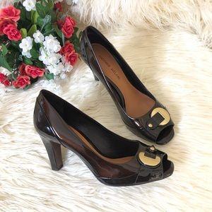 Antonio Melani Women's Peep Toe Heels